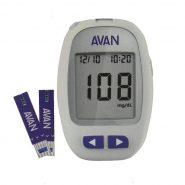 دستگاه تست قند خون آوان AGM01
